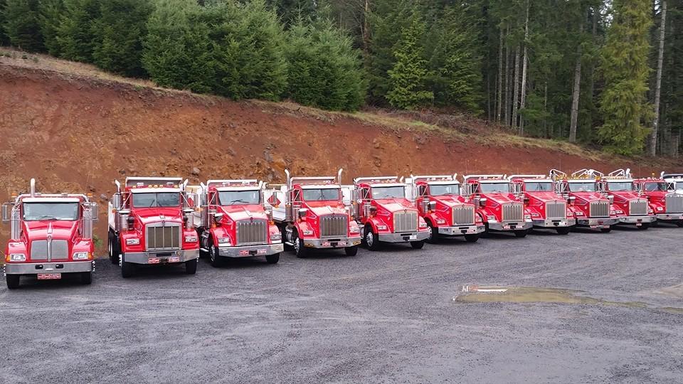 Ultra-lightweight aluminum trucks